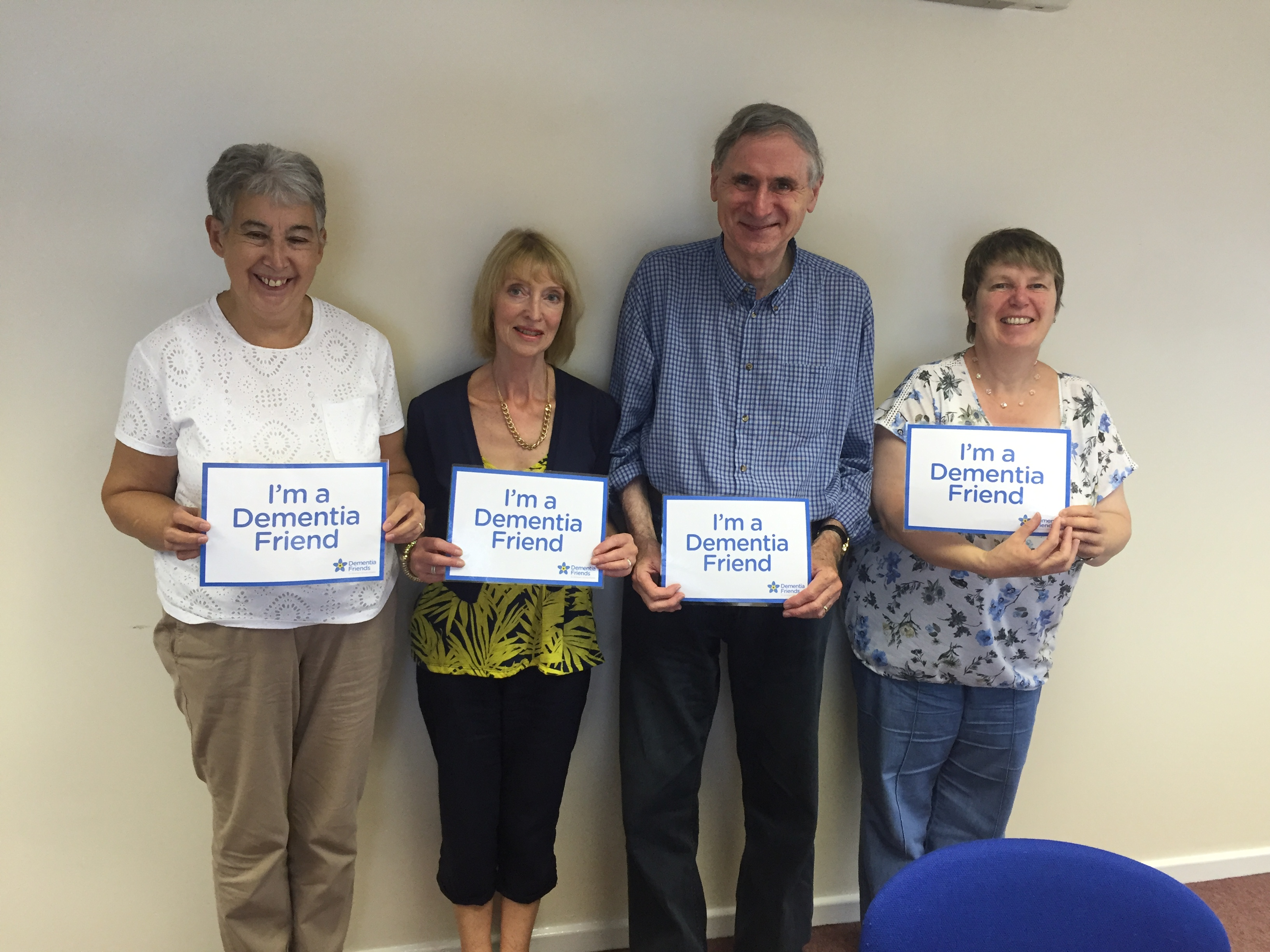 PPG Dementia Friends 2016