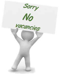Image result for no vacancies